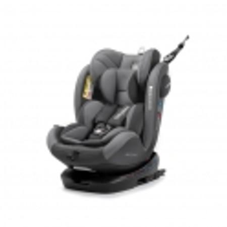 Miniuno Babyauto Sving Fix Gp 0+/1/2/3-Dove Grey
