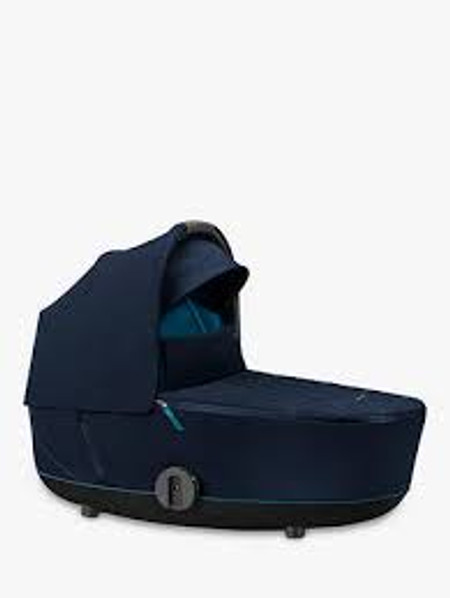 Cybex MIOS Lux Carry Cot Nautical Blue