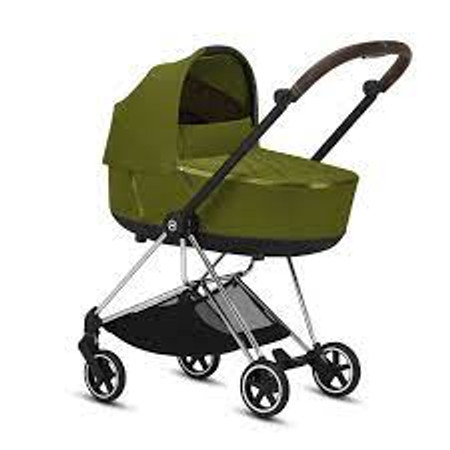 Cybex MIOS Lux Carry Cot -Khaki Green