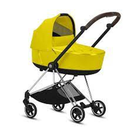 Cybex MIOS Lux Carry Cot Mustard Yellow