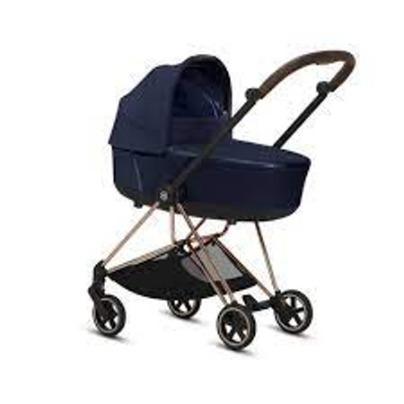Cybex MIOS Lux Carry Cot Plus Midnight Blue Plus