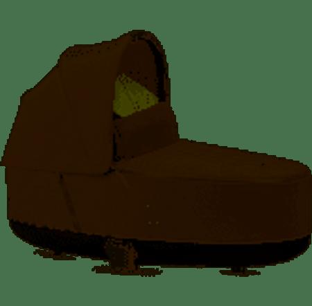Cybex PRIAM Lux Carry Cot Khaki Green