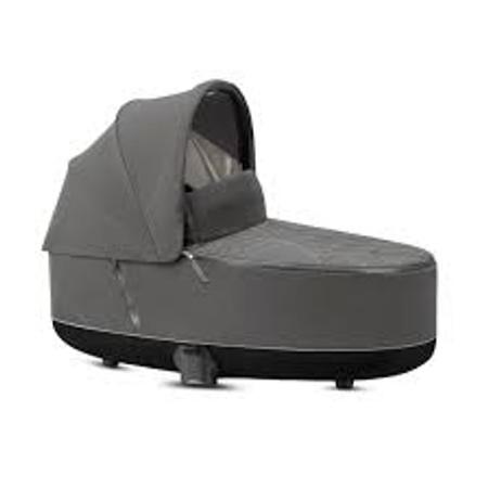 Cybex PRIAM Lux Carry Cot Soho Grey