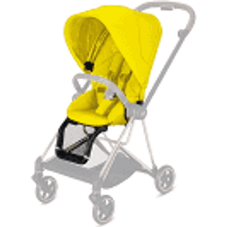 cybex MIOS Seat Pack Mustard Yellow |