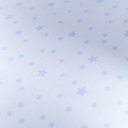 Clair de Lune Star Hooded Towel - Blue