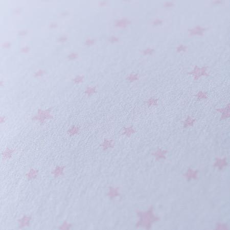 Clair de Lune Star Hooded Towel - Pink