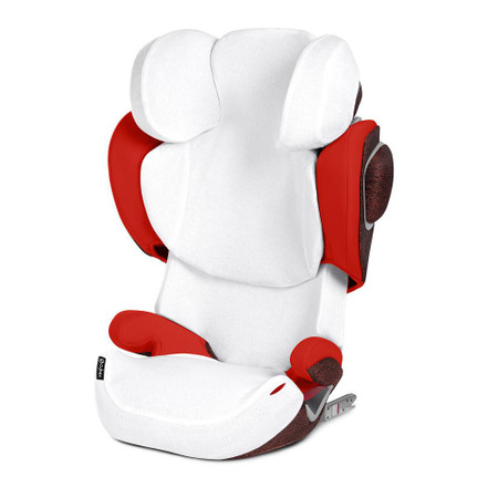 Cybex SOLUTION Z-FIX Summer Cover White