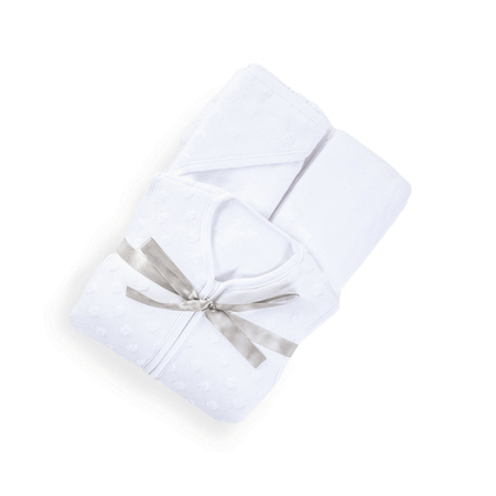 Clair de Lune Baby's First Bundle - White