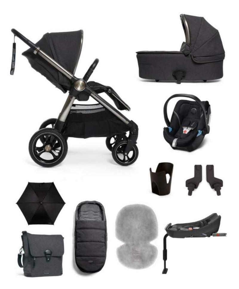Mamas & Papas Ocarro Complete Kit – Onyx