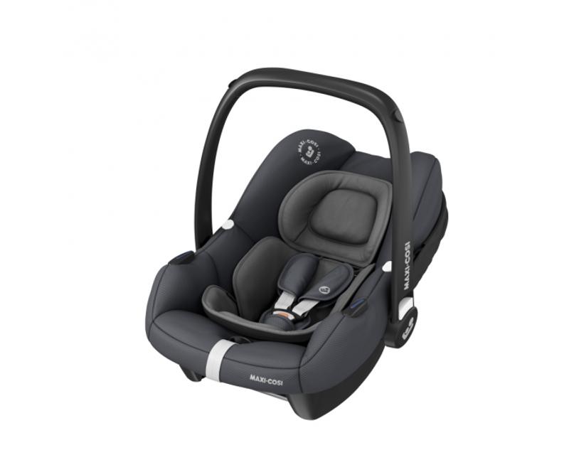 Maxi Cosi Tinca Car Seat - Essential Graphite