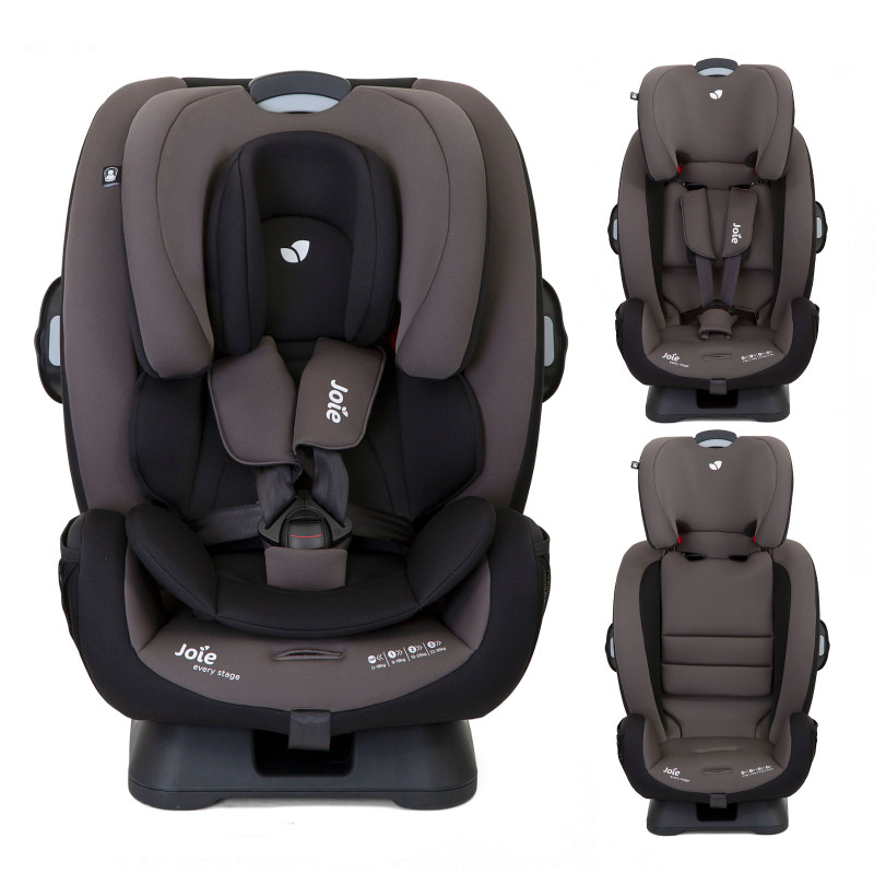 Joie EVERY STAGE – 0+ / 1 / 2 / 3 car seat - Ember