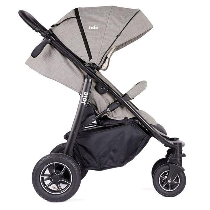 Joie Mytrax Stroller - Grey Flannel