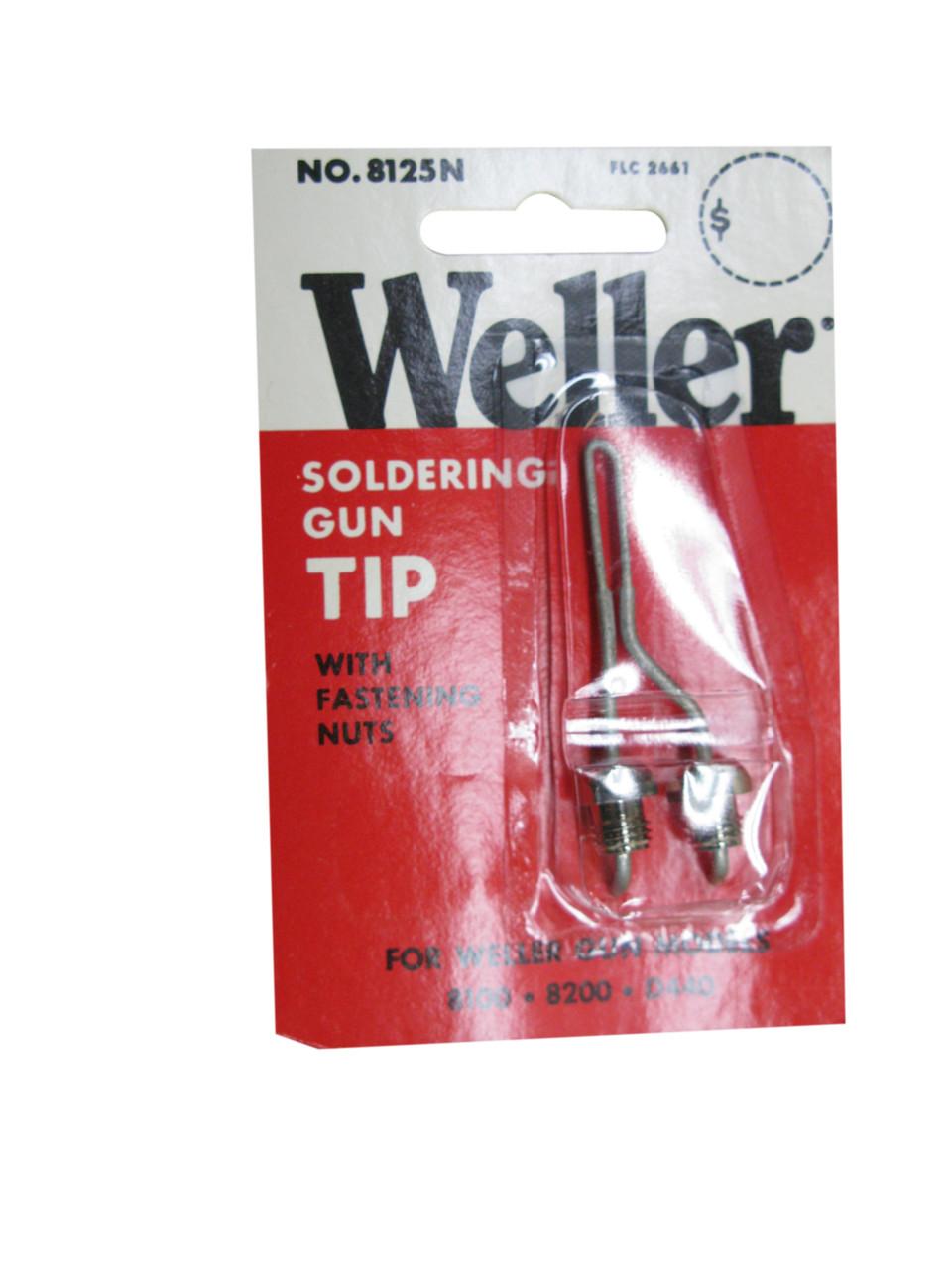 Weller #8125N Soldering Tip For Soldering Gun, NOS USA