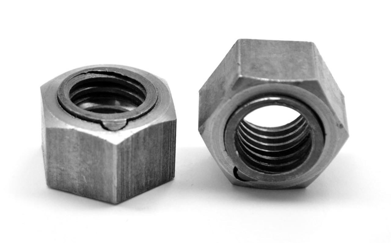 5/8-11 Coarse Thread Security Locknut Low Carbon Steel Plain Finish