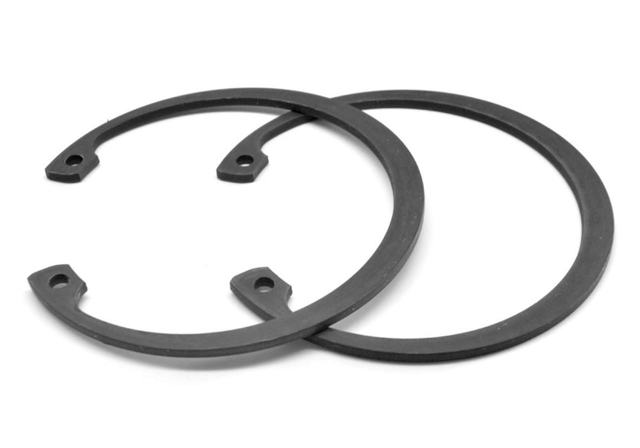 2.375 Internal Retaining Ring Medium Carbon Steel Black Phosphate