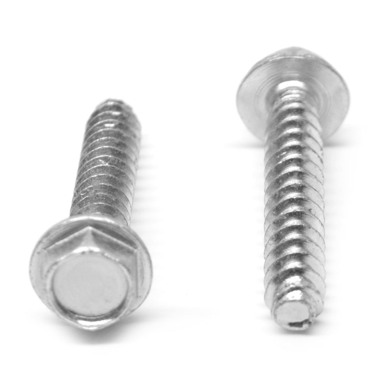 """12 Pieces of 1//4/"""" 20 x 2/"""" Zinc Plated Hex Cap Screw and 12 Pieces 1//4/"""" Nuts"""
