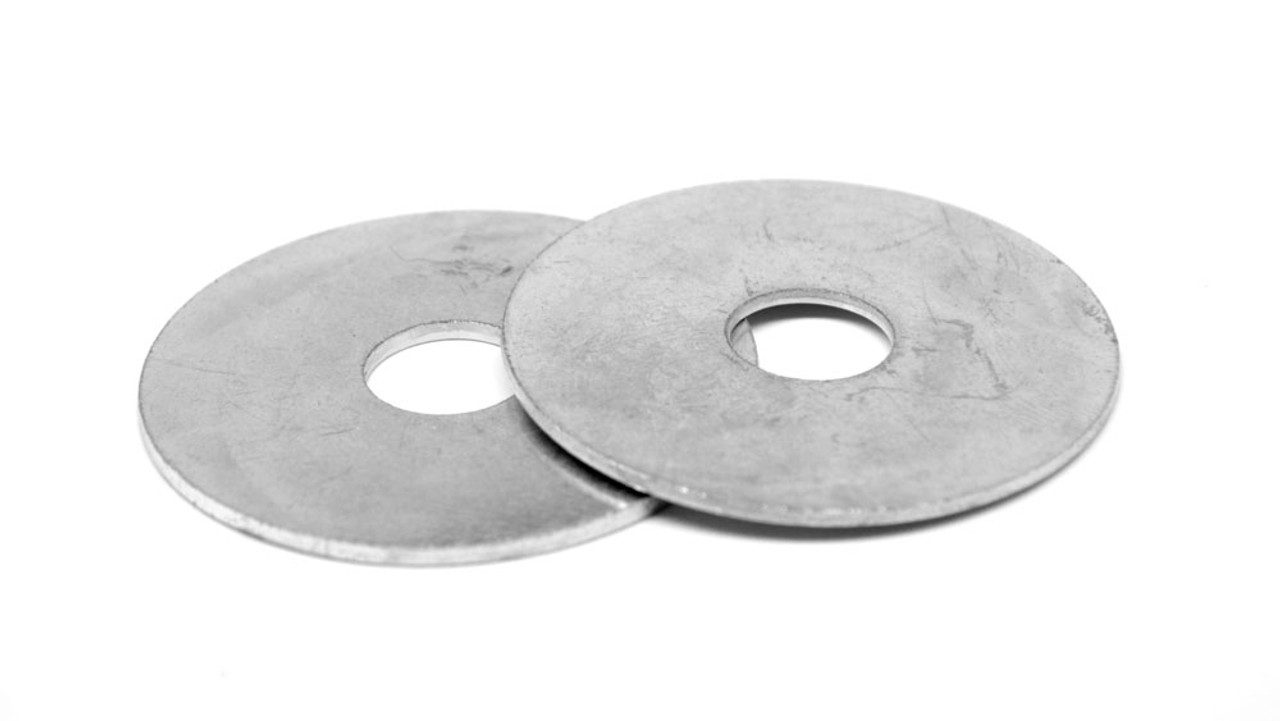 1//4 x 2 x 0.05 Fender Washer Stainless Steel 18-8 Pk 25