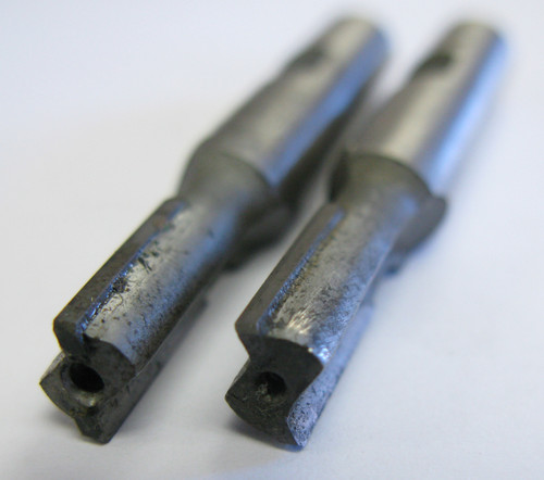 End Mills Micrograin Carbide 2 Flute Pack of 2, 5/16 Inch USA