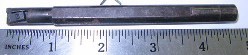 Valenite 9T2 SDT-37 Indexable Boring Bar, Carbide Insert, .375 Inch Shank