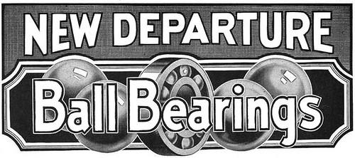 New Departure 87605 Bearings