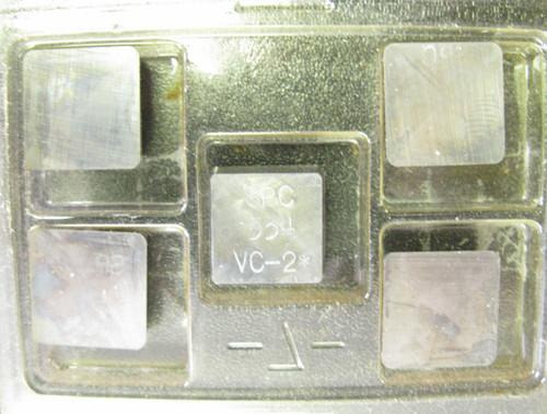 Valenite SPC-534 Carbide Inserts 5 Pieces