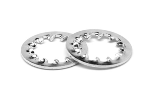 """5/8"""" Internal Tooth Lockwasher Low Carbon Steel Zinc Plated"""