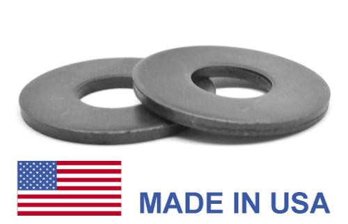 "1 1/8"" Grade F436 Round Structural Washer - USA Medium Carbon Steel Plain Finish"