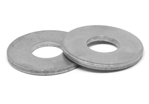 "1/4"" Flat Washer SAE Pattern Low Carbon Steel Plain Finish"