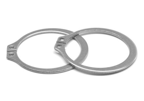 .250 External Retaining Ring Stainless Steel 15-7