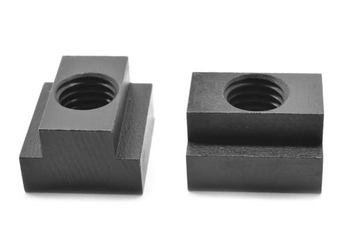 5/8-11 Coarse Thread T-Slot Nut Low Carbon Steel Black Oxide