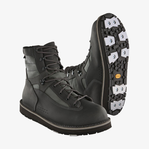 ALUM. FOOT TRACTOR WADING BOOTS
