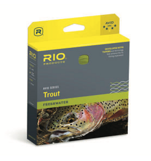 AVID TROUT FLY LINE