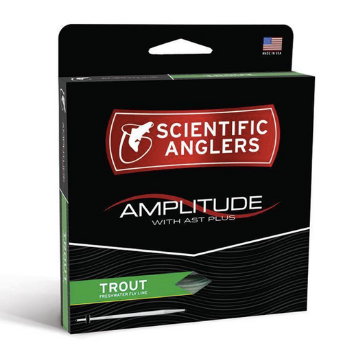 AMPLITUDE TROUT FLY LINE