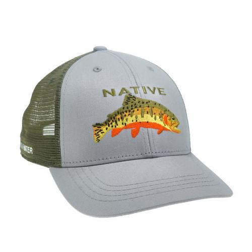 NATIVE COLORADO RIVER CUTTHROAT