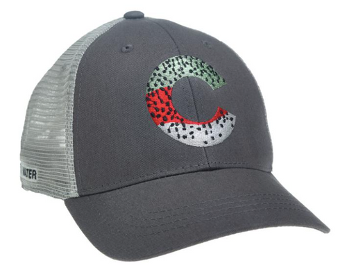 COLORADO RAINBOW SKIN HAT