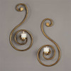 Lucetta, Wall Sconces, Set of 2