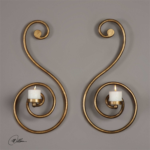 Lucetta Wall Sconces, Set of 2
