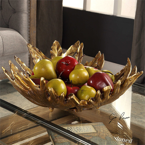 Oak Leaf Accent Piece