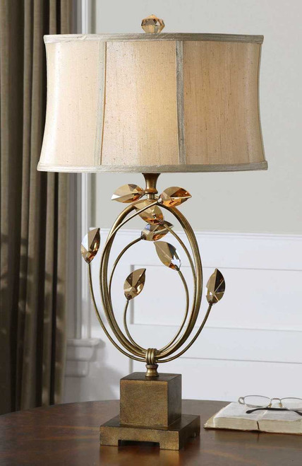 Uttermost's Alenya Table Lamp at Marty Rae's of Orangeburg