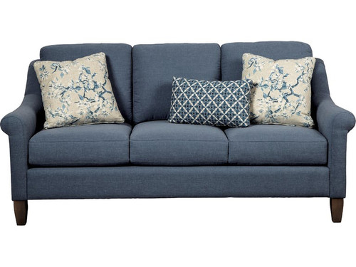 "80"" Loose Back Sofa"