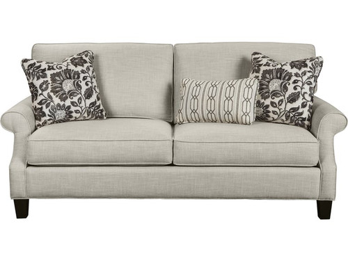 Attached Back Pillow Sofa - Farmhouse Collection