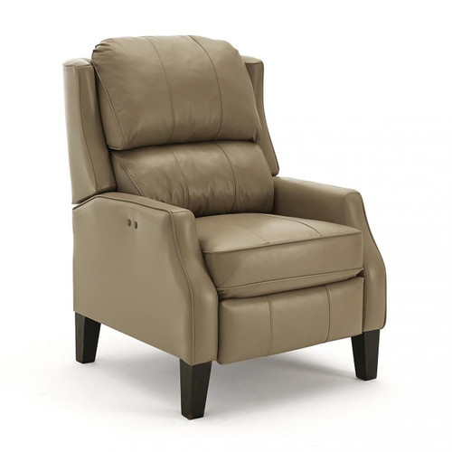 Affordable Power Leather Recliner