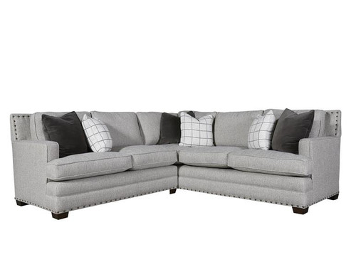 Universal Furniture's Riley Sectional Sofa