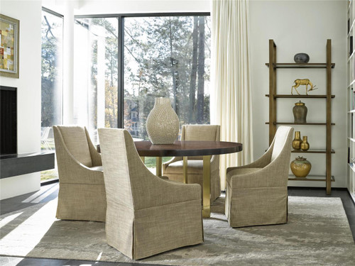 Universal Furniture's Gibson Round Dining Table