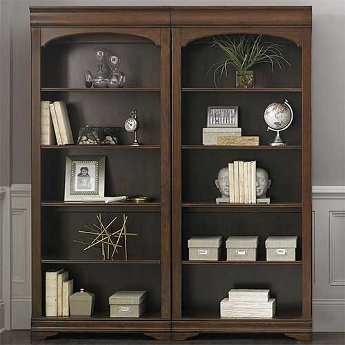 Liberty Furniture's Chateau Valley Bookcase