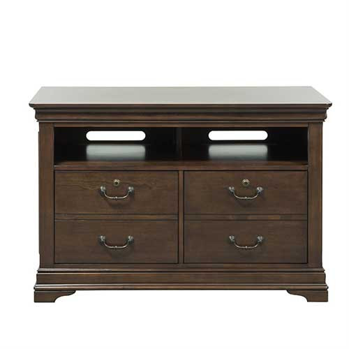 Liberty Furniture's Chateau Valley Media File Cabinet