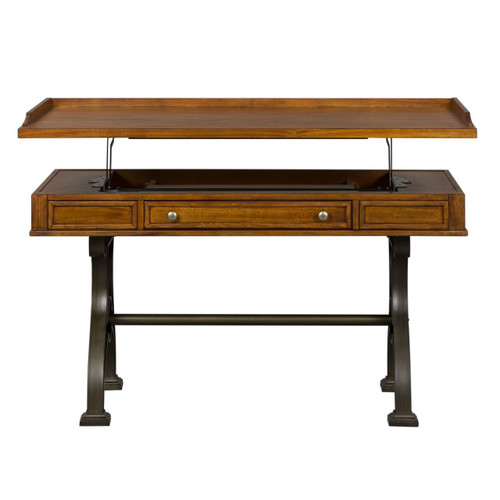 Liberty Furniture's Lift Top Desk ~ Lifted