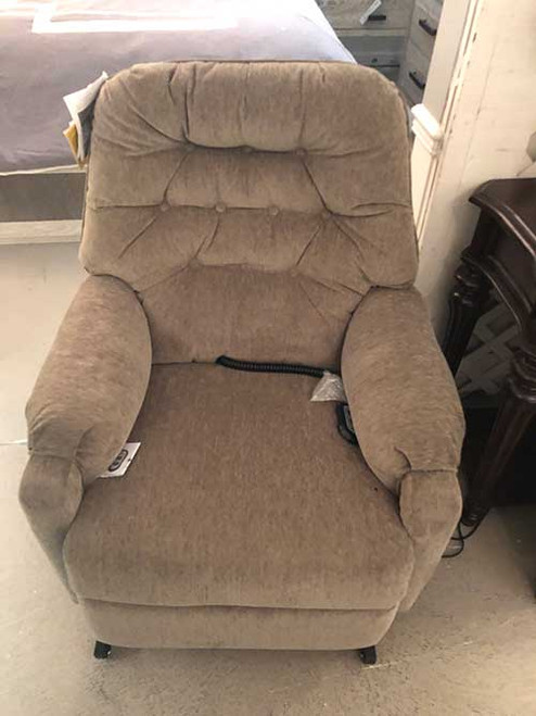 Lift Recliner with Motorized Recline feature at Marty Rae's of Orangeburg