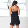 Boho Mystic Love Sleeveless Backless Spaghetti Strap Dress