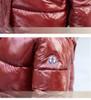 2018 New Winter Glossy Down Parka For Women Warm Bright Kindy Color Jacket Female Slim Zipper Jacket women windbreaker Coat {Black}